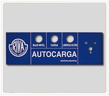 Tablero Industria Argentina
