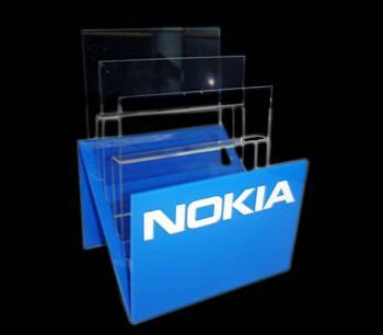 Exhibidor Nokia