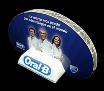 Exhibidor Oral-B