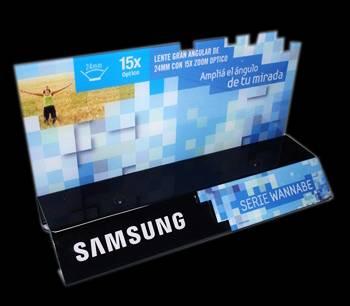 Exhibidor Samsung