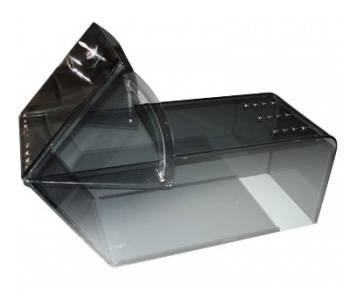 Caja para línea de producción