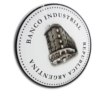 Cartel Banco Industrial